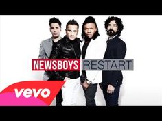 ▶ Newsboys - Restart (Lyric Video) - Can NOT wait to see them in concert next month! Music For You, Music For Kids, Kinds Of Music, Christian Music Quotes, Christian Singers, Live With Abandon, Your Love Never Fails, My Music Playlist, Praise God