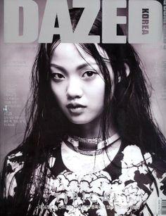 Dazed & Confused Korea cover with Vita Kan - April 2012