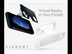 awesome Figment VR: Virtual reality in your pocket