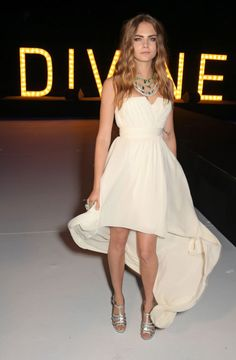 Cara Delevingne. See all the best looks from the 2015 Cannes Film Festival.