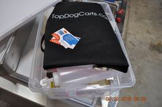 TopDogCarts.com - Utensil Pack with each New Cart purchase