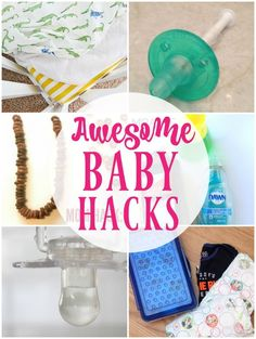 Awesome Baby Hacks - Happy-Go-Lucky