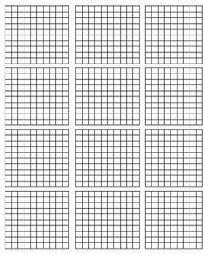 two page place value decimal grids for visual representation of decimals and for number. Black Bedroom Furniture Sets. Home Design Ideas