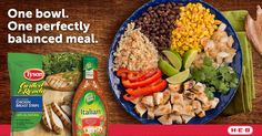 Buy 1 Get 1 Free Offer. H-E-B has you covered for balanced meals at a great price.