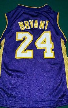 Boys S Adidas Kobe Bryant Lakers Jersey Regular Season