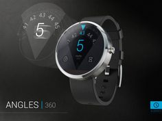10 Best Designs For The Moto 360 Watch Face - UltraLinx