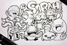 Trade art for Sarah by franz110596.deviantart.com on @deviantART
