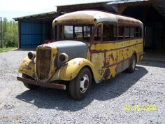 1936 Ford School Bus Build (with 5.9 cummins) | NC4x4