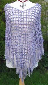 crochet a poncho - Google Search