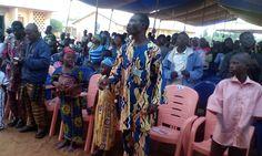 Bénin Youth Retreat, Ikpinle, République du Bénin.