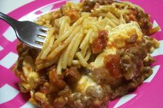 Winners Spaghetti Casserole Recipe - Food.com