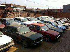 Alfa Romeo 36x Cars for Spares   (Gumtree.co.za Gauteng)