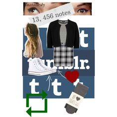 Aesthetic side of tumblr by nataliesky on Polyvore featuring HUGO, Topshop, Boohoo, Oasis, Converse and Benefit