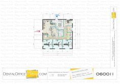 Welcome to the world's only online database of dental office plans. Office Plan, Room Planning, Dental, Floor Plans, How To Plan, Rooms, Design, Medium, Bedrooms