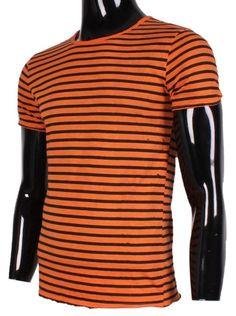 Tshirt ras du cou, style Marin. de la boutique LetLUI sur Etsy