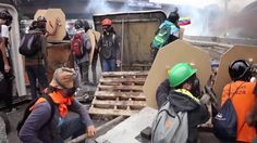 REPORTAJE LA RESISTENCIA, LOS ESCUDEROS DE VENEZUELA