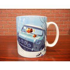 ROVER MINI mug マグカップ 陶器 インテリア/kitchen OLD MINI COOPER Classic MINI