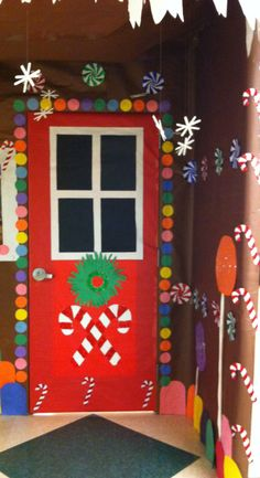 EES Winter Door Contest