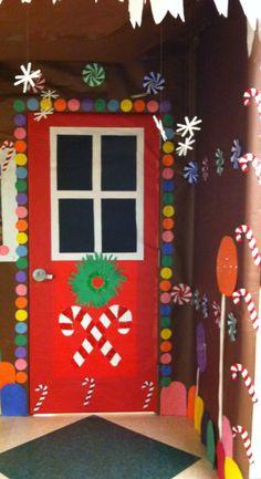 EES Winter Door Contest