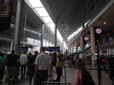 A Quick Tour of Copenhagen Airport and SAS Lounge