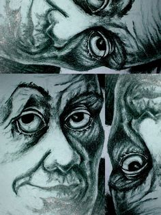 Dibujo Lápiz - Figurativo Abstracto - de Rosalía M. Aba - - Ros Maba -
