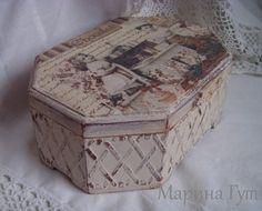 Шоколадная шкатулка Марины Гут