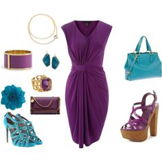 A fashion look from April 2012 featuring cap sleeve dress, jessica simpson sandals and high heels sandals. Browse and shop related looks. Spring Outfits For School, Spring School, School Outfits, Summer Outfits, Night Outfits, Fashion Outfits, Jessica Simpson Sandals, Jewel Tones, Royalty