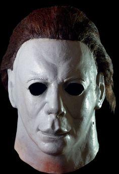 Halloween II Michael Myers Hospital Halloween Mask