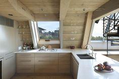 Casa del Marco Re-Planteado, Fire Island, NY - Bromley Caldari Architects - © Mikiko Kikuyama