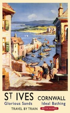 St Ives Tin Sign at AllPosters.com