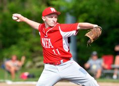 Seventh-seeded NFA upsets Montville to reach ECC baseball final - With its third win in as many days, the seventh-seeded Wildcats advanced to the finals with a 9-6 win over defending champion Montville at Fitch High School on Thursday. They'll face Waterford 7 p.m. tonight for the ECC Championship. Read more: http://www.norwichbulletin.com/article/20160526/sports/160529549 #CT #Ctsports #HSSports #Sports #NFA #NorwichFreeAcademy #MontvilleHS #NorwichCT #MontvilleCT #Ctbaseball #HSBaseball…