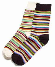 Hot Sox Socks, Stripe Trouser