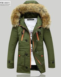 http://fashiongarments.biz/products/winter-hooded-parka-coats-outdoors-fashion-casual-medium-long-mens-clothing-winter-jackets-mens-thicken-warm-fur-collar-outwear/,    Please choose 2-3 size bigger than you need,Chinese size will small than your country. Note: the size selection show is Asian size,Please compare the detail sizes with yours before you buy!!           Size: There is one size for the following ...,   , fashion garments store with free shipping worldwide,   US $67.09, US…