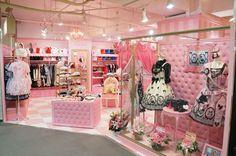 Angelic Pretty Laforet Harajuku renewal open