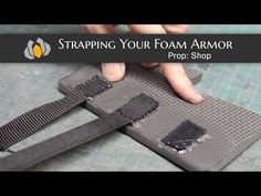 Prop: Shop - Strapping Your Foam Armor - Punished Props