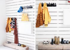 Finish entryway with storage: Remodelista