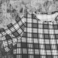 Success!  The nicest neckband I've sewn yet. #sewing #larktee by ashleytherese87