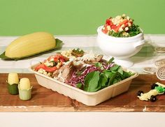 Tasty, healthy fare from Dig Inn Seasonal Market will be opening in the new Brookfield Place food court in 2014.