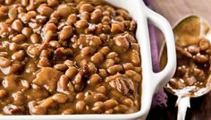 A & W Root Beer Baked Beans