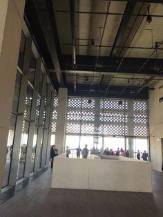 Tate modern switch building