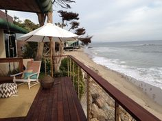 Malibu Beach Colony - California