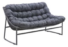 ZUO VIVE Ingonish Beach Sofa Grey Discontinued by Manufacturer *** See this great product.