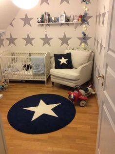 My sons room