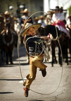 Mexican Traditions: #Charro