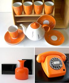 1000 Images About Orange Kitchen On Pinterest Orange Kitchen Kitchen Accessories And Orange