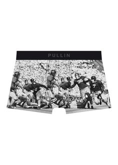The Master Quarter Boxer Short from Pull In is created for all those who love rugby.