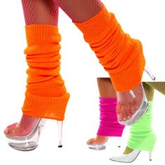 Clothing Fashion on Fancy Dress 80s Icon Punk Girl   80s Legwarmers   80s Madonna Style