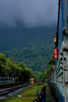 Beautiful View at Karwar Railway Station, India Amazing Places On Earth, Beautiful Places To Travel, Best Places To Travel, Cool Places To Visit, Landscape Photography, Nature Photography, Travel Photography, Village Photography, Photography Ideas