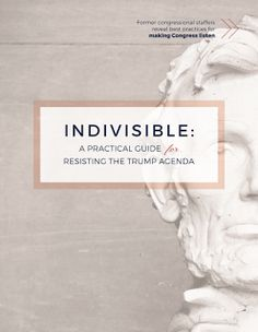 Indivisible: A Practical Guide to Resisting the Trump Agenda