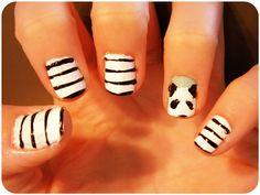 My nails!(:
